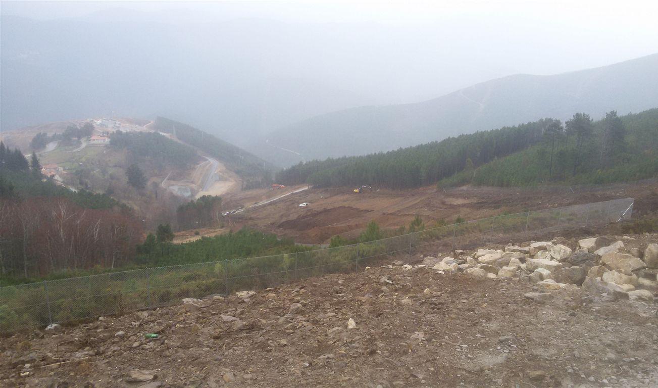 Edivisa envolvida no aproveitamento hidroelétrico do Tâmega