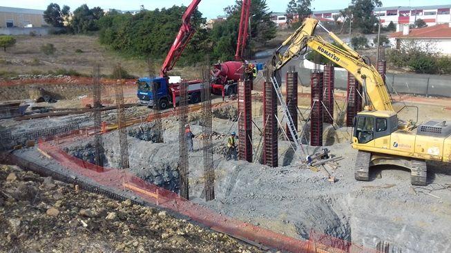 Edivisa envolvida na construção da subestação da EDP em Terrugem-Sintra