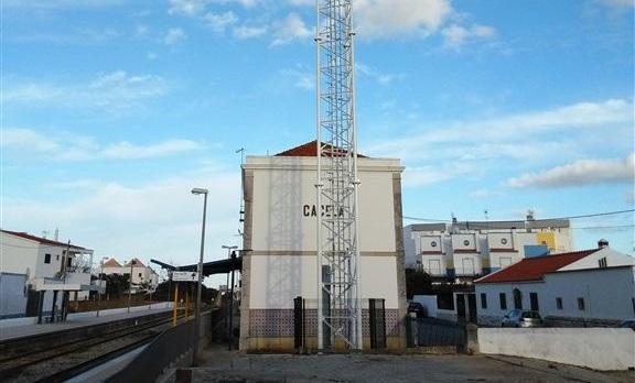 Viatel e PDT concluíram importantes infraestruturas de comunicações na linha do Algarve
